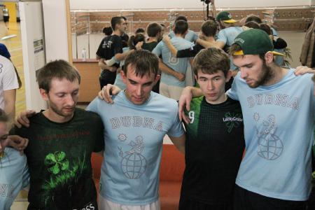 Александр Фомин на турнире Кубок Дубны 2015