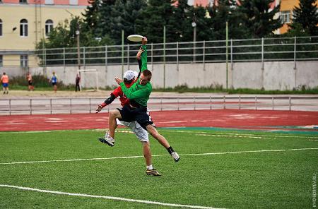 Александр Фомин на турнире КНО 2011