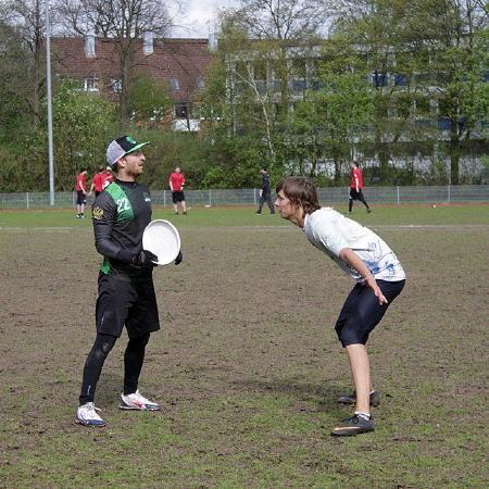 Александр Фомин на турнире Hamburg Rumble 2014