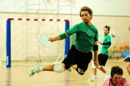 Александр Фомин на турнире зАпуск 2008