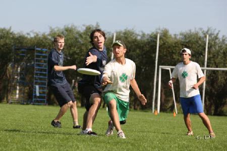 Александр Фомин на турнире ОЧР 2009