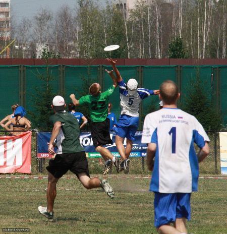 Александр Фомин на турнире Кубок Нижнего Новгорода 2010