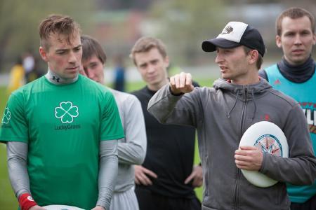 Александр Фомин на турнире All Stars Camps 2013