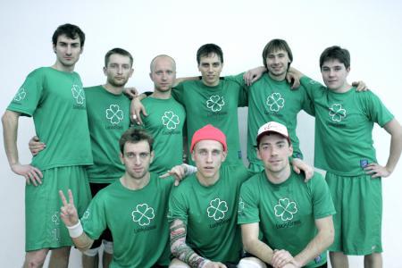 Александр Фомин на турнире Лорд Новгород 2010