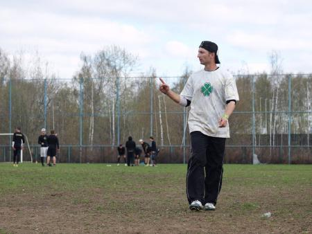 Александр Фомин на турнире Sockeye Camp 2011