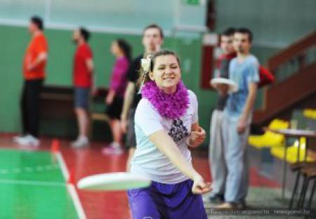 Александра Быковская на турнире Капялюш 2015