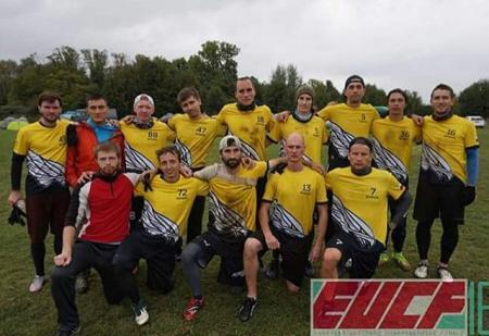 Юрий Ровда на турнире EUCF 2016