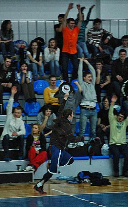 Юрий Ровда на турнире Лорд Новгород 2010