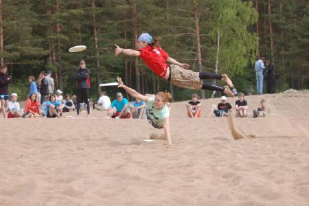 Юрий Ровда на турнире Вызов Питера 2008