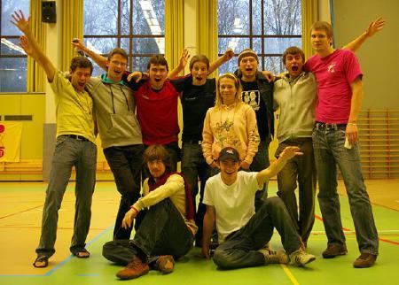 Юрий Ровда на турнире NSUT XXII 2007