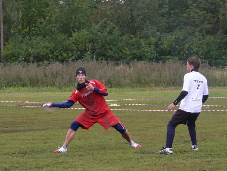 Юрий Ровда на турнире ОЧР 2007