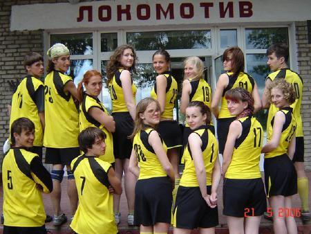 Юрий Ровда на турнире Брест без границ 2006