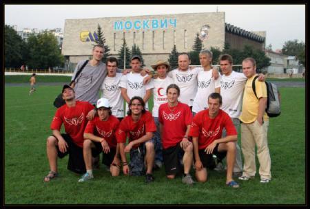 Юрий Ровда на турнире ОЧР 2008