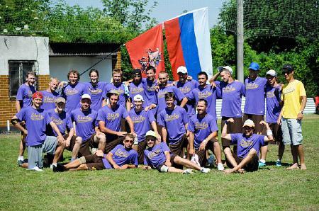 Юрий Ровда на турнире WUCC 2010