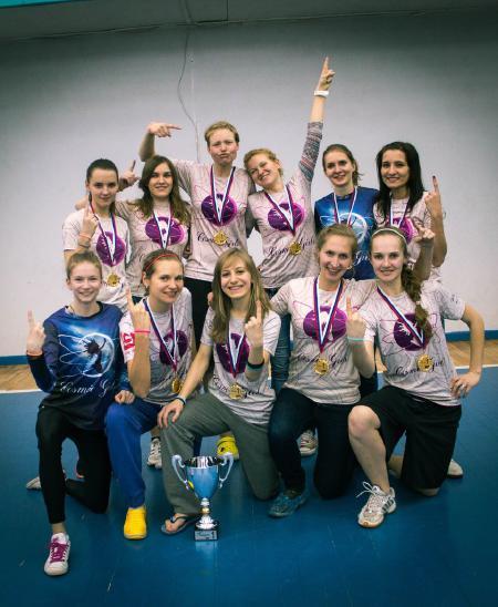 Юлия Акрамова на турнире Лорд Новгород 2014