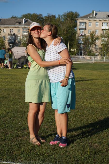 Мария Петухова на турнире Позитрон 2016