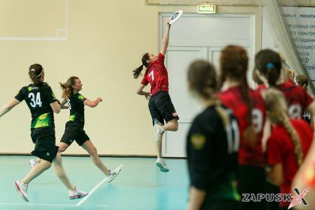 Мария Петухова на турнире ЗаПуск 2017