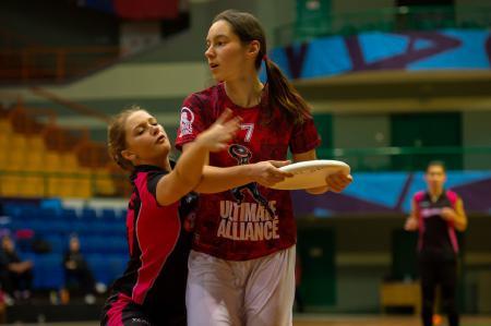 Мария Петухова на турнире Winter Brest 2014