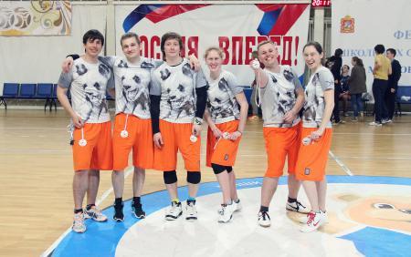 Мария Петухова на турнире Фактор Ф 2015