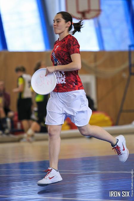 Мария Петухова на турнире Женская лига | IRONSIX | финал