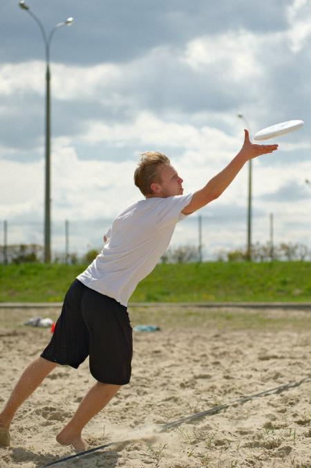 Фёдор Соколов на турнире Spring Beach Hat 2015