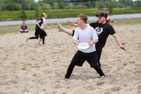 Фёдор Соколов на турнире Spring Beach Hat 2014