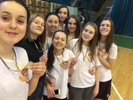 Аліна Чупрунова на турнире Кубок Говерлы 2017