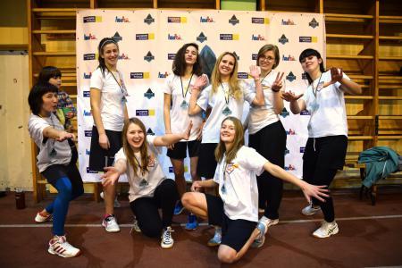 Аліна Чупрунова на турнире Кубок Говерлы 2018