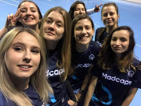 Аліна Чупрунова на турнире Winter Brest 2019