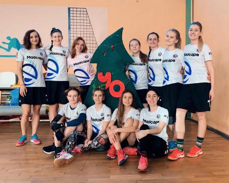 Аліна Чупрунова на турнире Yo-Yolka 2020