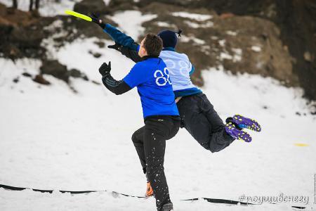 Никита Ковшов на турнире По уши в снегу #2
