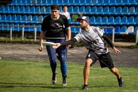 Дмитрий Чайков на турнире МЧР 2018
