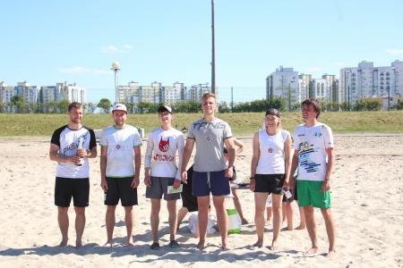 Дмитрий Чайков на турнире Spring Beach Hat 2018