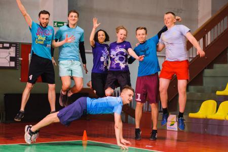 Дмитрий Чайков на турнире Капялюш 2017