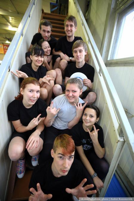 Дмитрий Чайков на турнире По газону не ходить 2012