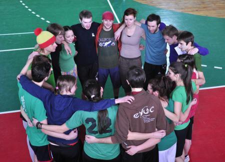 Дмитрий Чайков на турнире Капялюш 2013