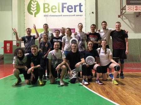Дмитрий Чайков на турнире Lynxes' White Cup 2018