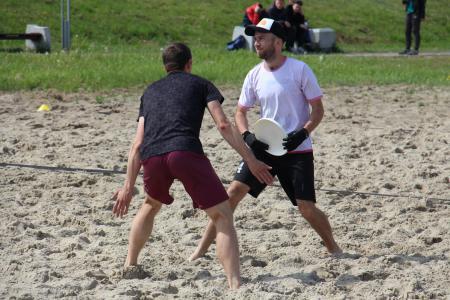 Дмитрий Чайков на турнире Spring Beach Hat 2019