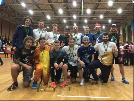 Илья Шипунов на турнире Yo-Yolka 2018