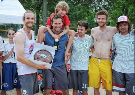 Илья Шипунов на турнире Berlin Ultimate Mitte 2017