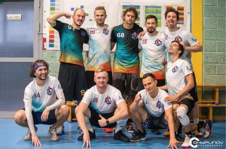Илья Шипунов на турнире Rigas Rudens 2019