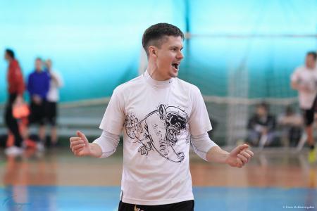 Александр Калугин на турнире Лорд Новгород 2016
