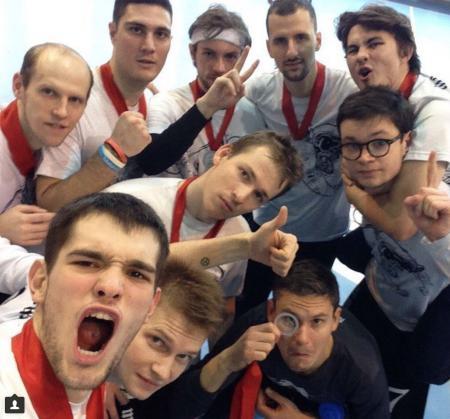Александр Калугин на турнире Минск 2018
