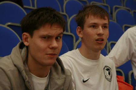 Александр Калугин на турнире Кубок Дубны 2009