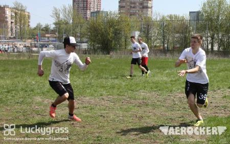 Александр Калугин на турнире All Stars Ultimate Camps 2015