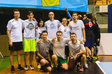 Алексей Тарасенко на турнире Winter Brest 2018