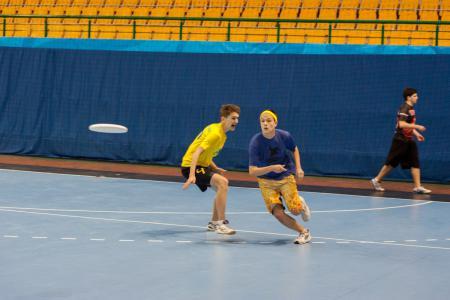 Илья Миронюк на турнире Winter Brest 2016