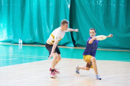 Илья Миронюк на турнире ЗЧУ 2016