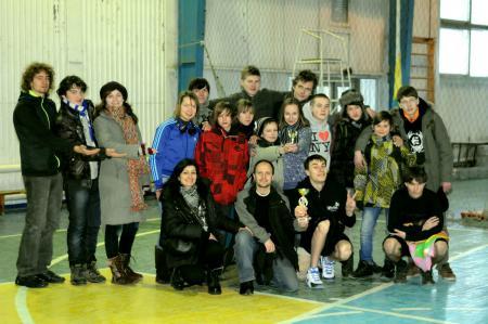 Илья Миронюк на турнире ЗУЛА февраль 2012