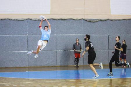 Илья Миронюк на турнире Yo-Yolka 2017